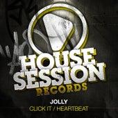 Click It / Heartbeat by Jolly