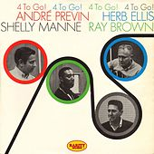 4 to Go! by Andre Previn