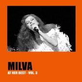 Milva at Her Best, Vol. 3 by Milva