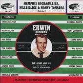 Memphis Rockabillies, Hillbillies & Honky Tonkers, Vol 2 by Various Artists