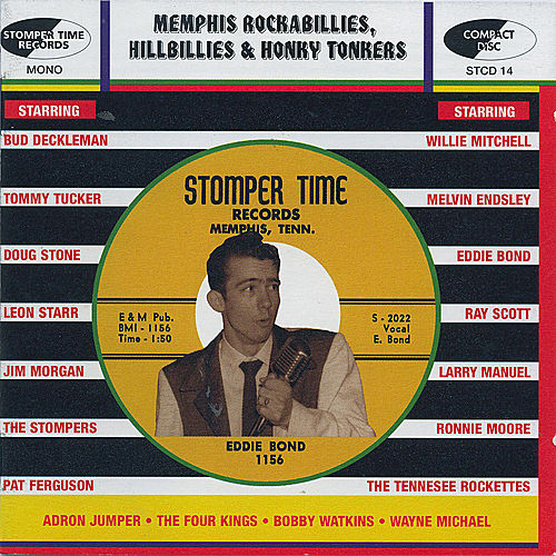 Memphis Rockabillies, Hillbillies & Honky Tonkers by Various Artists