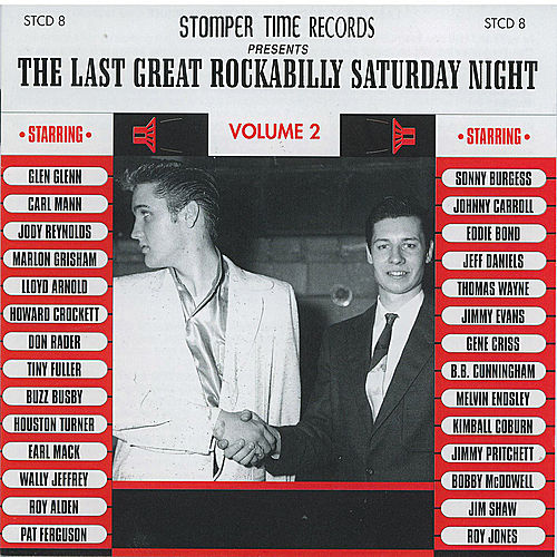 The Last Great Rockabilly Saturday Night Volume 2 by Various Artists