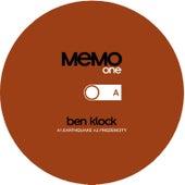 Memo 01 by Ben Klock