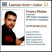 Guitar Recital - Franco Platino by Various Artists