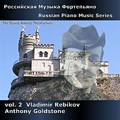 Russian Piano Music Series, Vol. 2 - Rebikov by Anthony Goldstone