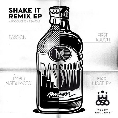 Shake It (Remix EP) by Various Artists