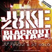 JukeZone BlackOut MixTape, Vol. 1 by Various Artists