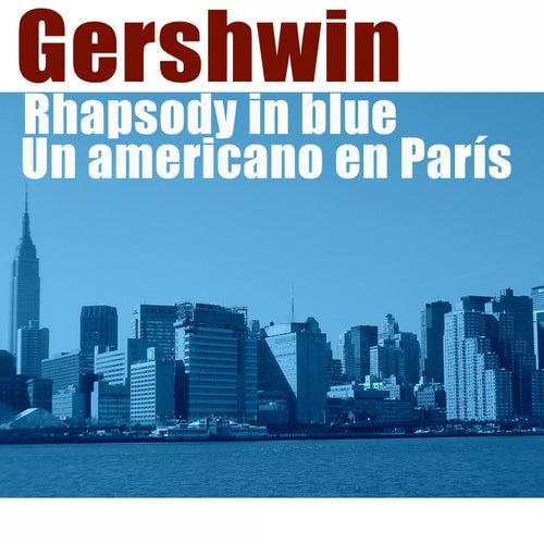 Gershwin: Rhapsody in Blue, Un Americano en París by Slovak Philharmonic Orchestra