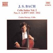Cello Suites Vol. 2 by Johann Sebastian Bach
