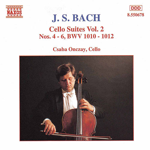 Cello Suites Vol. 2 by Johann Sebastian Bach