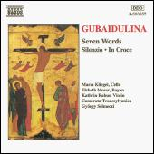 Seven Words / Silenzio / In Croce by Sofia Gubaidulina
