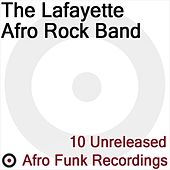 10 Unreleased Afro Funk Recordings by The Lafayette Afro-Rock Band