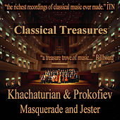 Khachaturian & Prokofiev: Masquerade and Jester by Various Artists