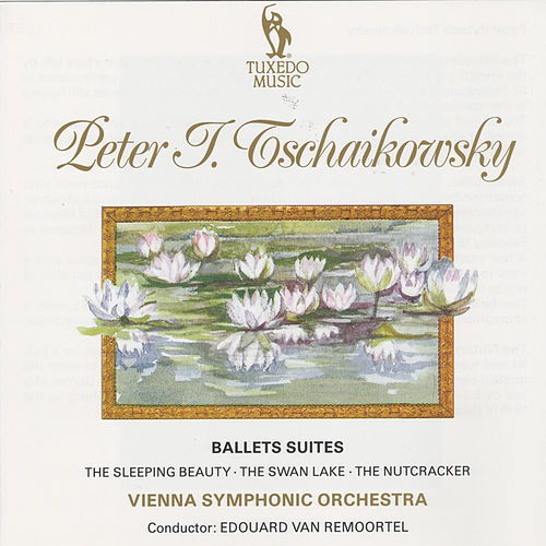 Tchaikovsky: The Sleeping Beauty, The Swan Lake & The Nutcracker by Vienna Symphonic Orchestra