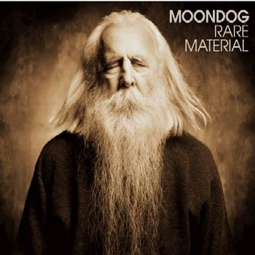 Rare Material by Moondog