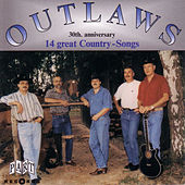 14 Great Country-Songs by The Outlaws