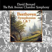 Beethoven: Symphonies Nos. 1 & 7 by Park Avenue Chamber Symphony