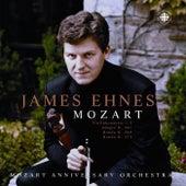 Mozart: Violin Concertos by James Ehnes