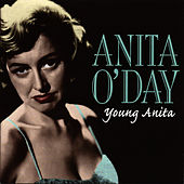 Young Anita by Anita O'Day