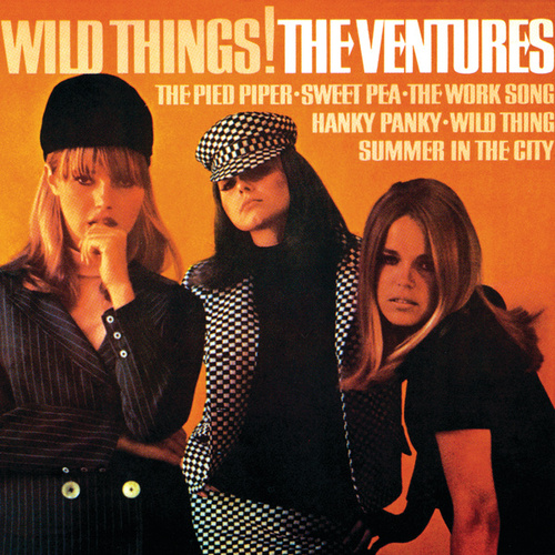 Wild Things! by The Ventures
