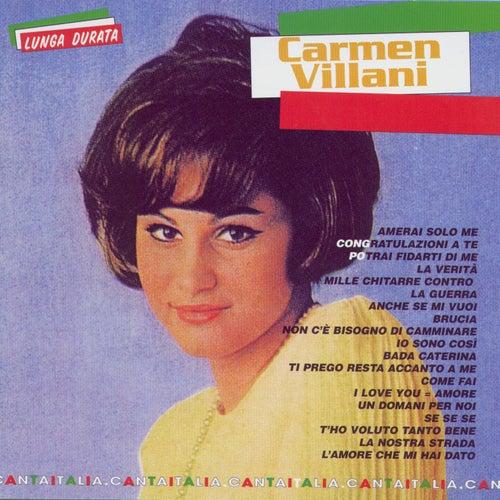 Carmen Villani Cantaitalia by Carmen Villani