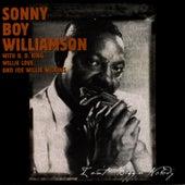 I Ain't Beggin' Nobody by Sonny Boy Williamson