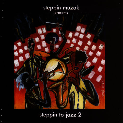 Steppin To Jazz 2 by Maxi Priest
