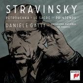 Stravinsky: Petrouchka, Le Sacre du Printemps by Daniele Gatti