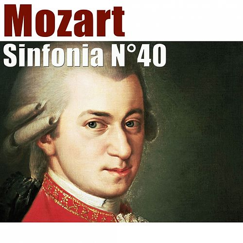 Mozart: Sinfonia No. 40 by Alfred Scholtz London Philarmonic Orchestra