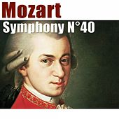 Mozart: Symphony No. 40 by Alfred Scholtz London Philarmonic Orchestra