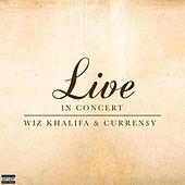 Live In Concert by Wiz Khalifa