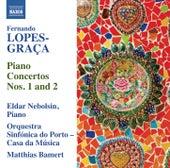 Lopes-Graça: Piano Concertos Nos. 1 & 2 by Eldar Nebolsin