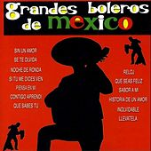 Grandes Boleros de Mexico by Various Artists
