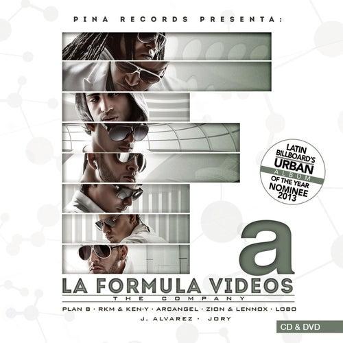 La Fórmula (Deluxe Edition) by Various Artists