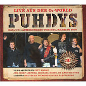 Live aus der O2-World by PUHDYS