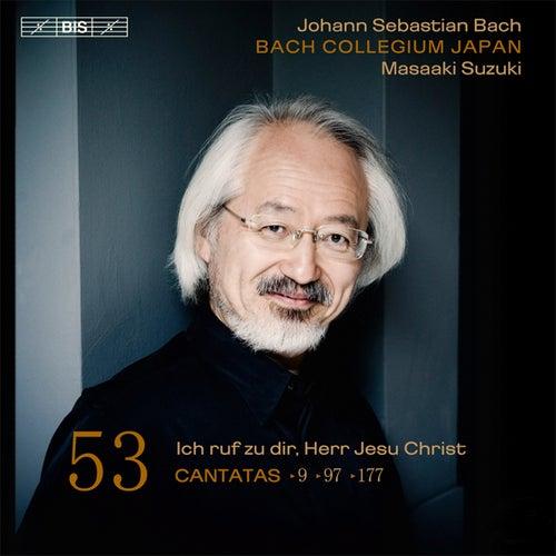 Bach: Cantatas, Vol. 53 by Masaaki Suzuki