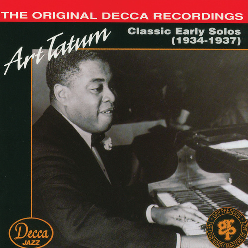 Classic Early Solos 1934-1937 by Art Tatum