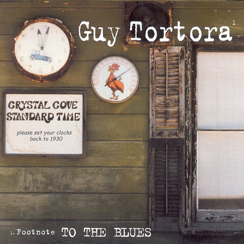 Footnote to the Blues by Guy Tortora