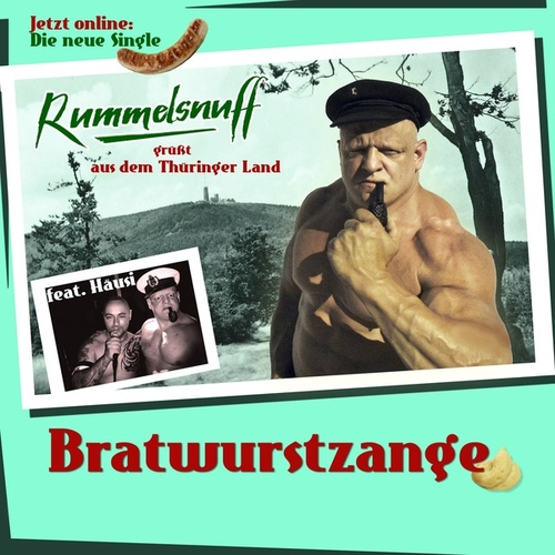 Bratwurstzange by Rummelsnuff