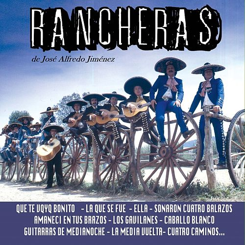 Rancheras de José Alfredo Jiménez by Various Artists