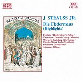 Die Fledermaus (Highlights) by Johann Strauss, Jr.