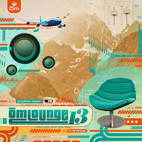 Om Lounge, Vol. 13 by Various Artists