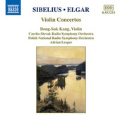 Violin Concertos by Edward Elgar