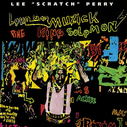 Lord God Muzick by Lee 'Scratch' Perry