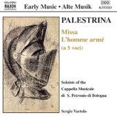 Missa L'homme arme by Giovanni da Palestrina