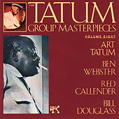 The Tatum Group Masterpieces, Vol. 8 by Art Tatum
