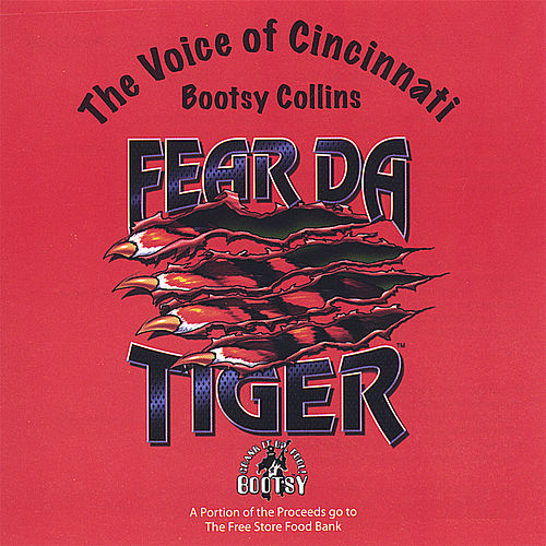 Fear Da Tiger by Bootsy Collins