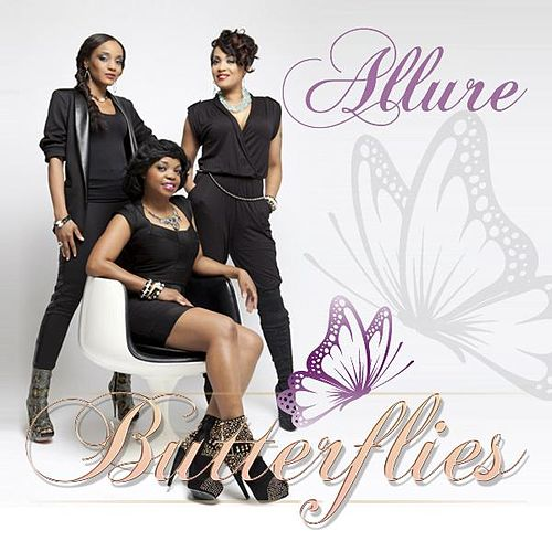 Butterflies (feat. MC Shan) by Allure