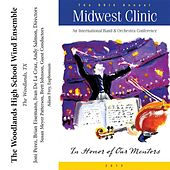 2012 Midwest Clinic: The Woodlands High School Wind Ensemble by Woodlands High School Wind Ensemble