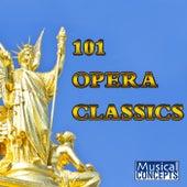 101 Opera Classics von Various Artists